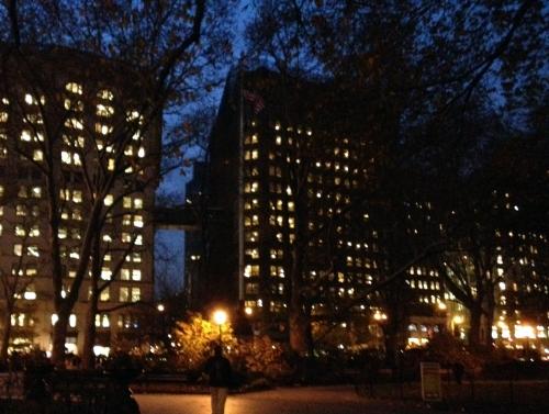 Madison Square West