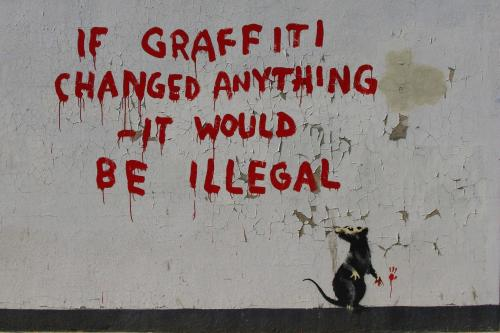 IfGraffitiChangedAnything
