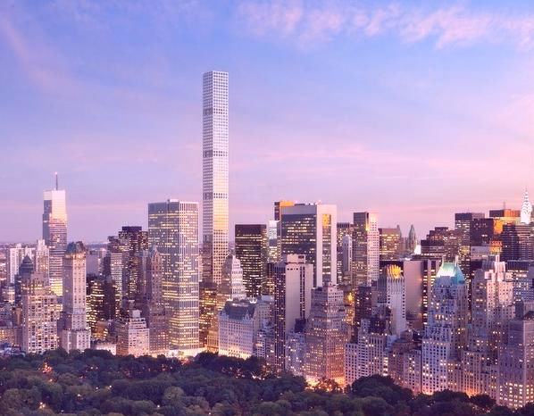 432 Park. Source: Macklowe Properties / CIM. (Fair use.)